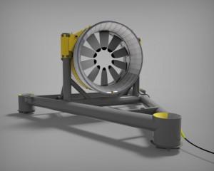 OpenHydro turbine