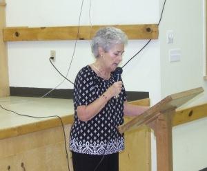 Mayor Smith addresses public meeting on Aug. 13