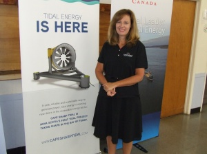 Heather Spidell of Rural Energy