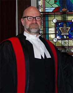 N.S. Supreme Court judge Jamie Campbell