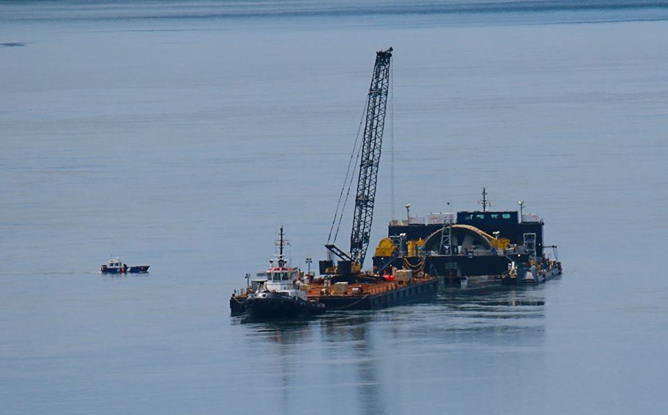 Fundy tidal turbine finally retrieved for testing and repair |